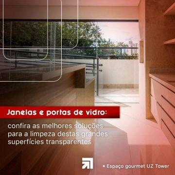 Janelas e portas de vidro: Confira as melhores soluções para a limpeza