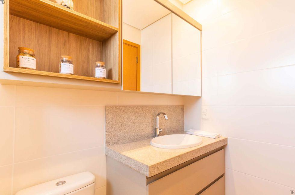 Apartamento Lavabo